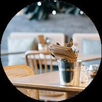 Temporary Restaurant Icon