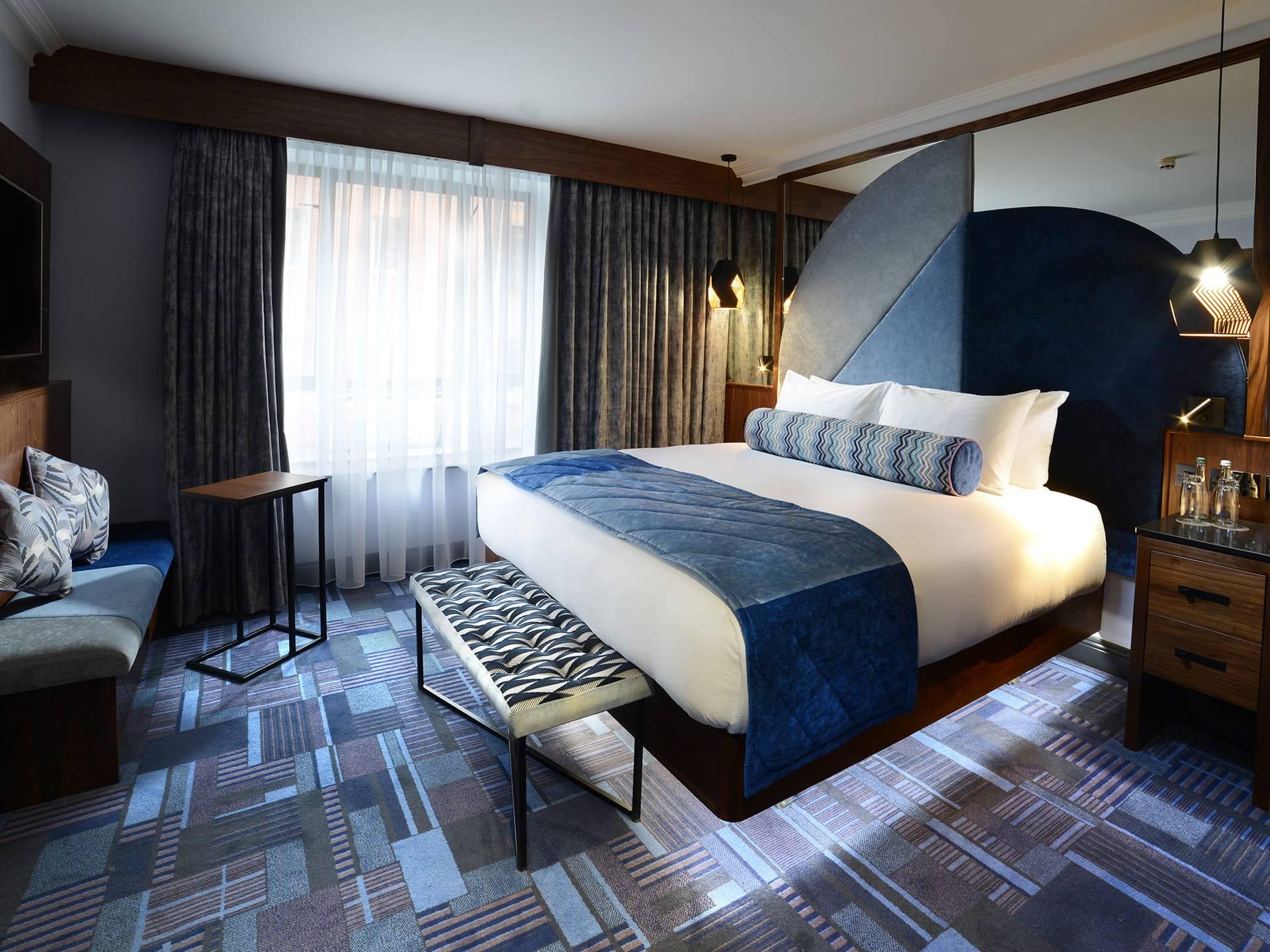 Arthaus Executive Room -Blue style room