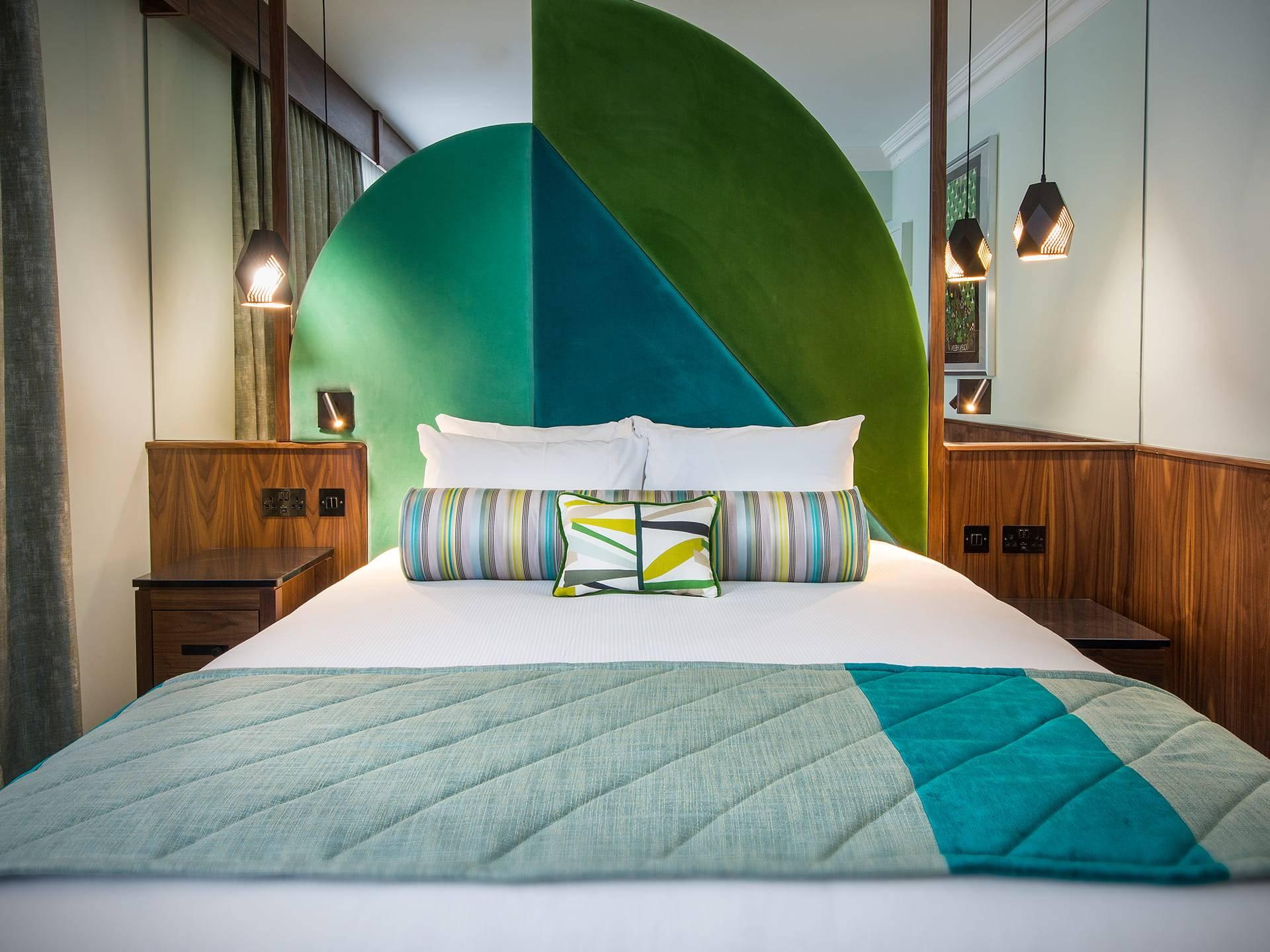 Arthaus Superior Room Bed